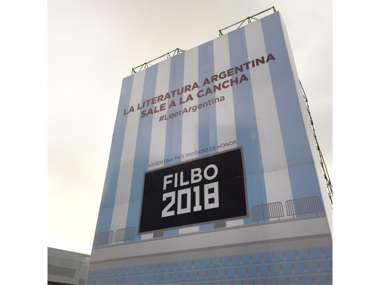 Argentina's Stand at FilBo