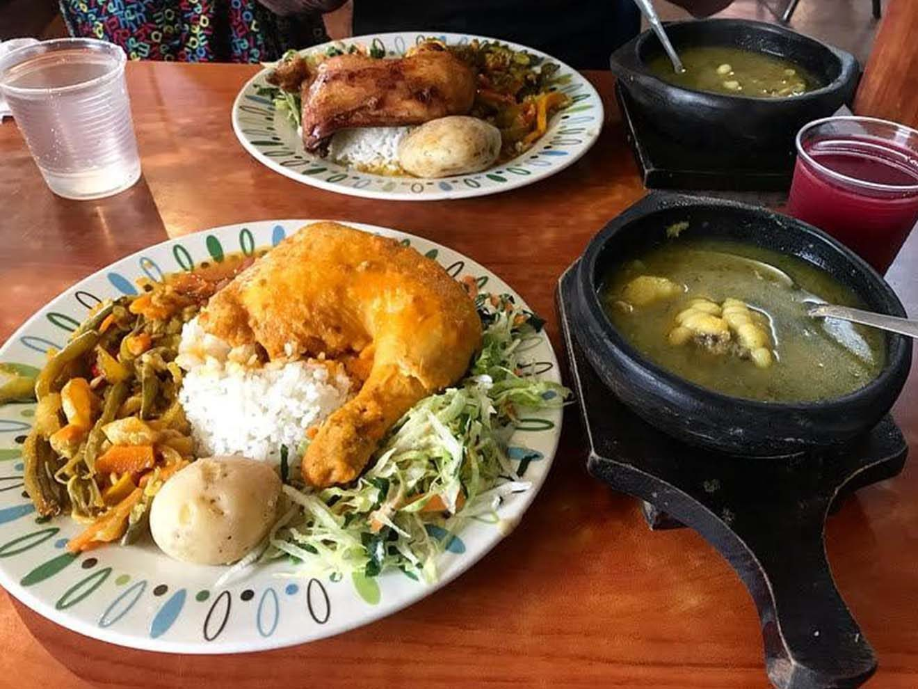 Foods You Must Try in Bogota