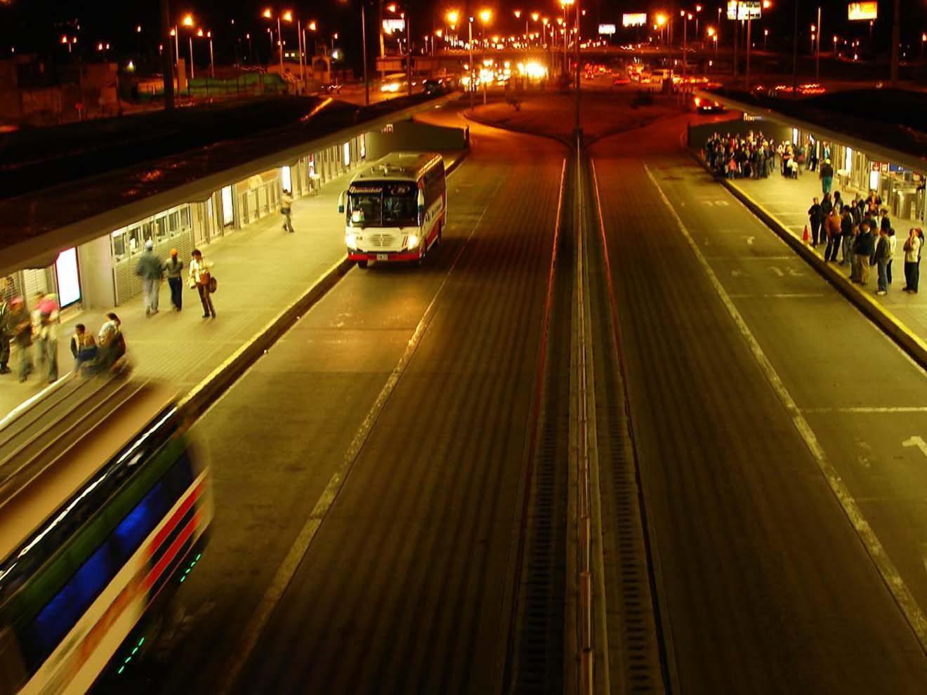 Navigating Bogota