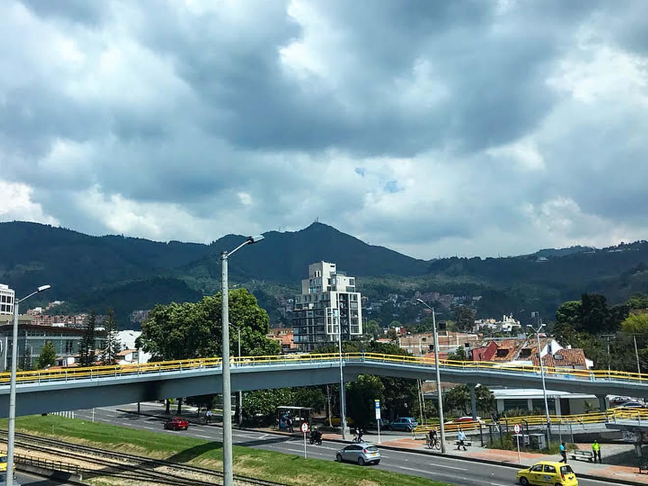 North of Bogotá