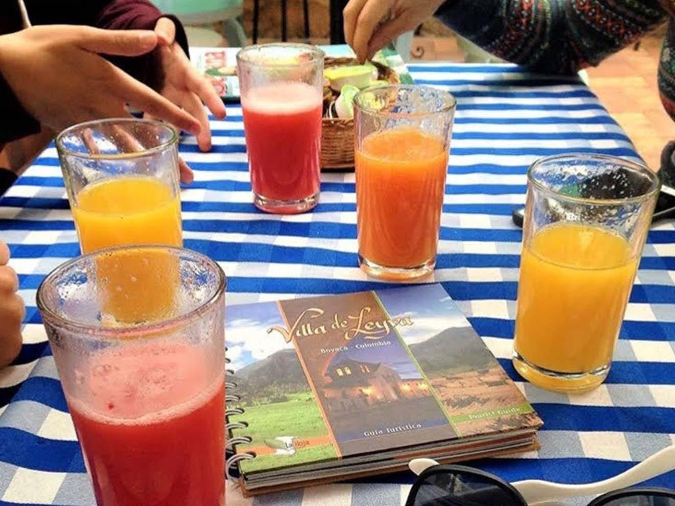 best drinks Bogota