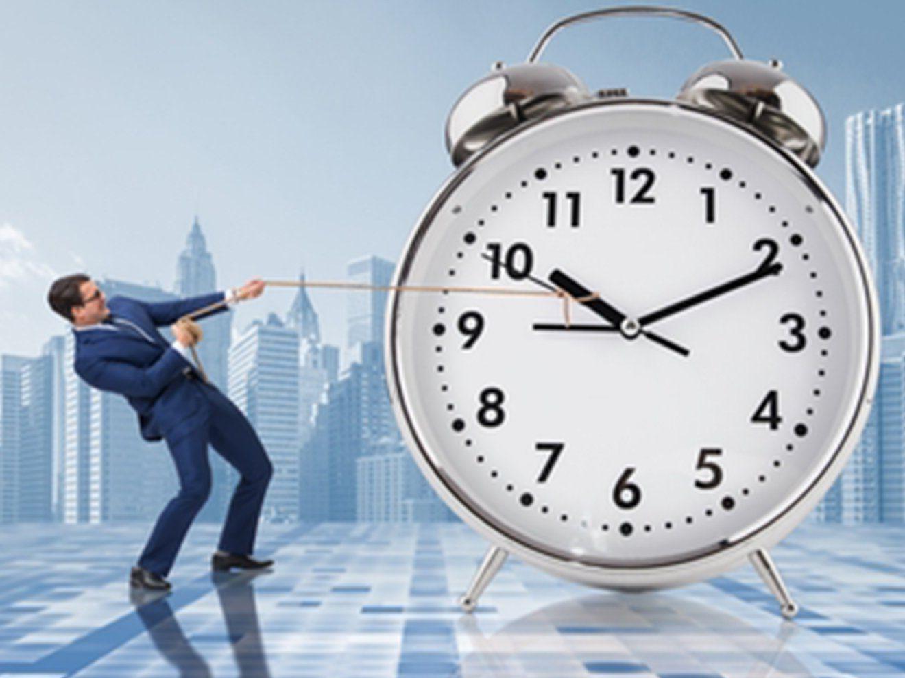 Time managing in Bogotá
